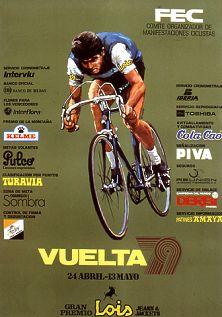 1979 Vuelta a Espana