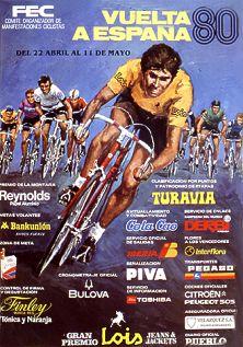 1980 Vuelta a Espana